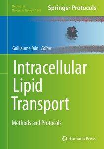Intracellular Lipid Transport