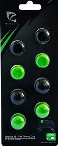 PIRANHA XB1 4X4 THUMP GRIP, 8 Griffe für Xbox-One Controller