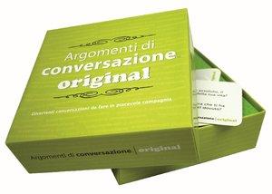 Argomenti di conversazione original (Kartenspiel)