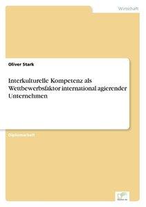 Interkulturelle Kompetenz als Wettbewerbsfaktor international ag