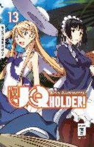 UQ Holder! 13