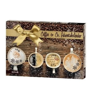 "Kaffee-Adventskalender ""Coffee & Co.\"""