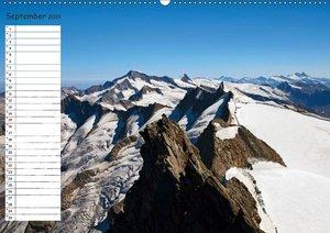 Der Großvenediger 3666m (Wandkalender 2019 DIN A2 quer)