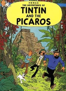 The Adventures of Tintin - Tintin and the Picaros