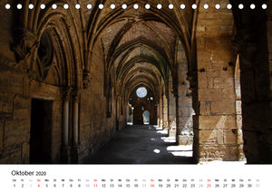 Syrien - verlorene Schätze (Tischkalender 2020 DIN A5 quer)