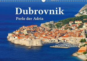 Dubrovnik - Perle der Adria (Wandkalender 2019 DIN A3 quer)