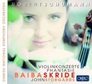 Violinkonzerte,Phantasie