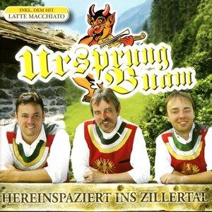 Hereinspaziert ins Zillertal, 1 Audio-CD