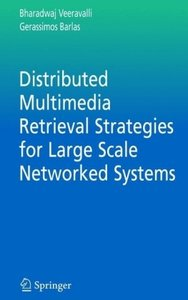 Distributed Multimedia Retrieval Strategies for Large Scale Netw