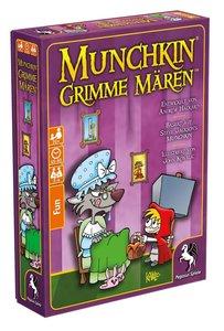 Munchkin: Grimme Mären