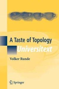 A Taste of Topology