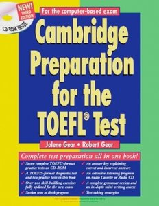 Cambridge Preparation for the TOEFL Test with CD-ROM