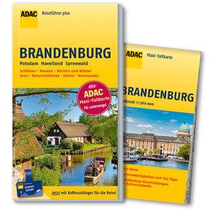 ADAC Reiseführer plus Brandenburg