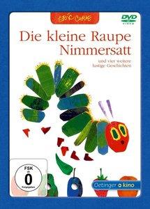 Die kleine Raupe Nimmersatt