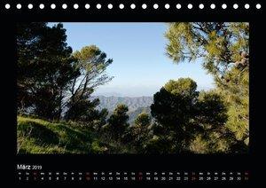 Landschaften Andalusiens (Tischkalender 2019 DIN A5 quer)
