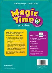 Magic Time: Level 2: Flashcards