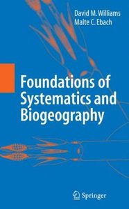 Foundations of Systematics and Biogeography