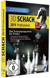 3D Schach 2019 Professional - Das Schachprogramm für Profis!