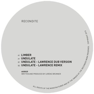 Limber/Undulate (Lawrence Mixe
