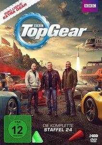 Top Gear inkl. Extra Gear, 3 DVD