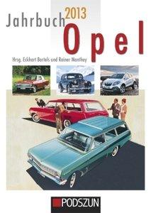 Jahrbuch Opel 2013