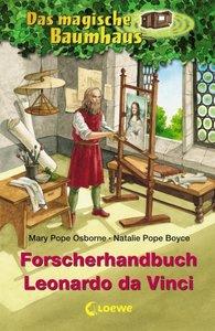 Das magische Baumhaus. Forscherhandbuch Leonardo da Vinci
