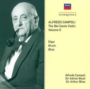 Alfredo Campoli-die belcanto-Violine vol.5