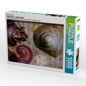 Ein Motiv aus dem Kalender Carpe diem - Lebensfreude 1000 Teile