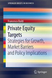 Private Equity Targets
