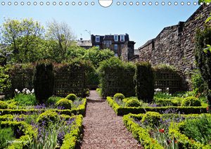 Edinburgh - Dùn Èideann (Wandkalender 2019 DIN A4 quer)