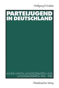 Parteijugend in Deutschland
