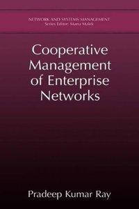 Cooperative Management of Enterprise Networks