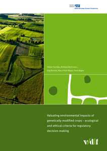 Valuating environmental impacts of genetically modified crops -