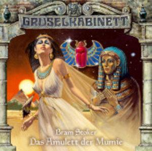 Gruselkabinett 02. Das Amulett der Mumie. CD