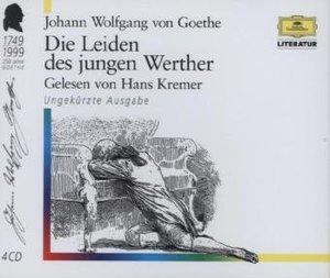 Die Leiden des jungen Werther. 4 CDs