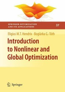 Introduction to Nonlinear and Global Optimization