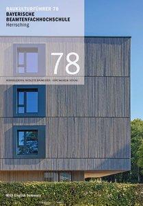Baukulturführer 78 Bayerische Beamtenfachhochschule Herrsching
