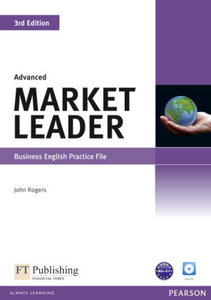 Market Leader Advanced Practice File (with Audio CD)