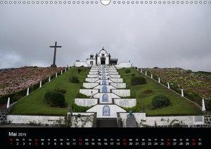 Azoren - bezaubernde Inselwelt. Eindrücke auf Sao Miguel (Wandka