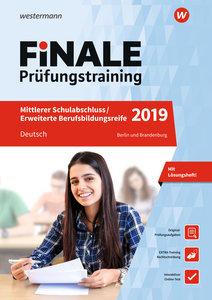 FiNALE Prüfungstraining Mittlerer Schulabschluss, Fachoberschulr