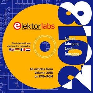 Elektor-DVD 2018, 1 DVD-ROM