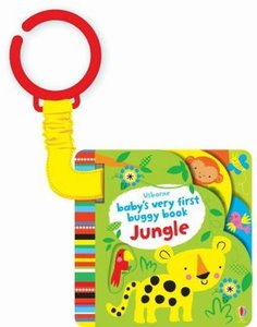 Baby\'s very first buggy book Jungle