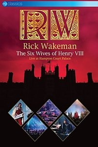 The Six Wives Of Henry VIII-Live At Hampton Court