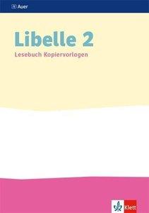 Libelle 2 Lesebuch. Kopiervorlagenband mit CD-ROM Klasse 2