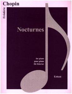 Nocturnes, für Klavier
