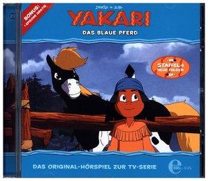 (27)Original Hörspiel z.TV-Serie-Das Blaue Pferd