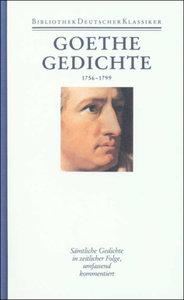 Gedichte 1756 - 1799