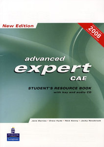 Advanced Expert Student's Resource Book - (With Key) and Audio C