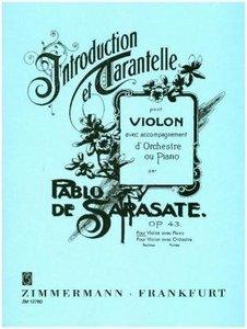 Introduction et Tarantelle