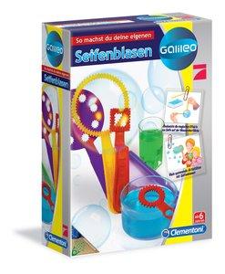 Galileo-Seifenblasen